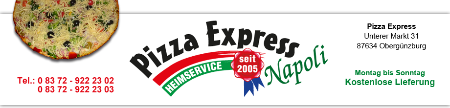 Pizza Express Napoli